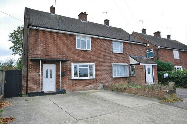Thumbnail Semi-detached house for sale in Salerno Way, Chelmsford, Essex