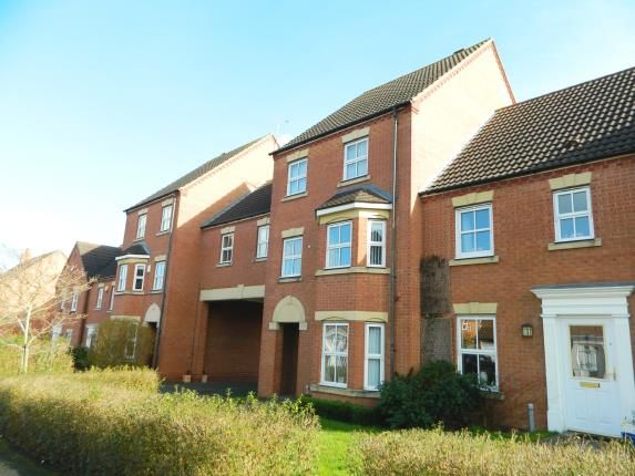 Thumbnail Terraced house for sale in Bromhurst Way, Chase Meadow Square, Warwick