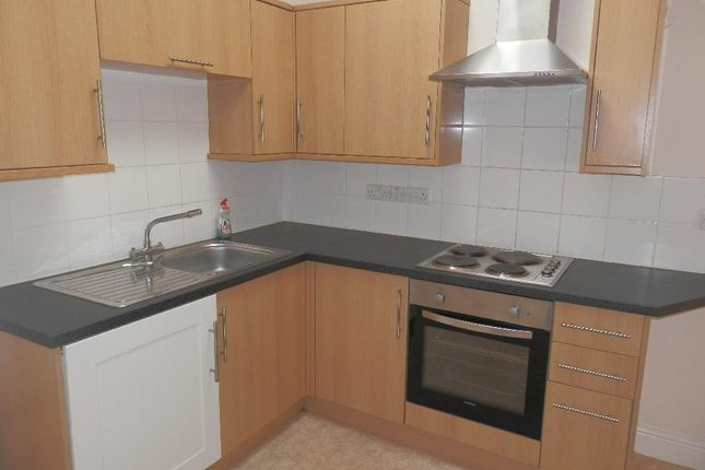 Thumbnail Flat to rent in 35A Market Place, Penzance