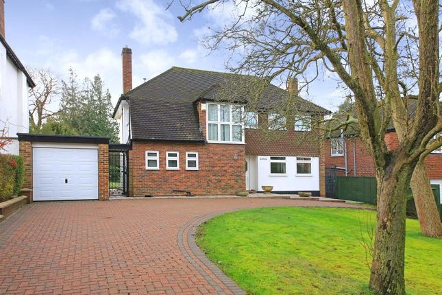 Thumbnail Detached house to rent in Moss Lane, Pinner