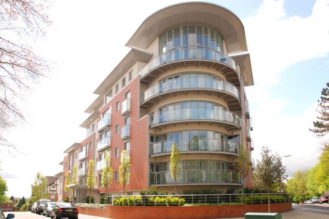 Thumbnail Flat for sale in Constitution Hill, Woking