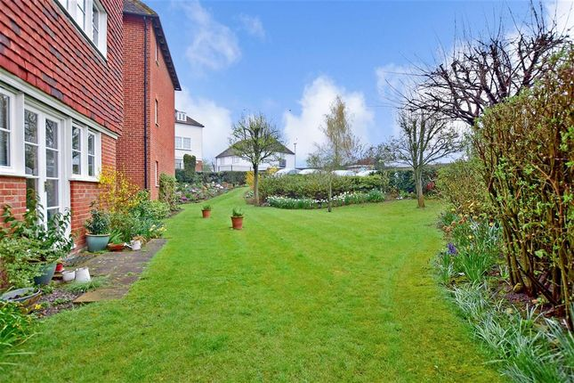 Communal Gardens of Station Road West, Canterbury, Kent CT2