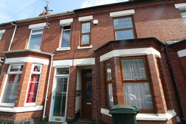 Thumbnail Terraced house to rent in St. Osburgs Road, Coventry