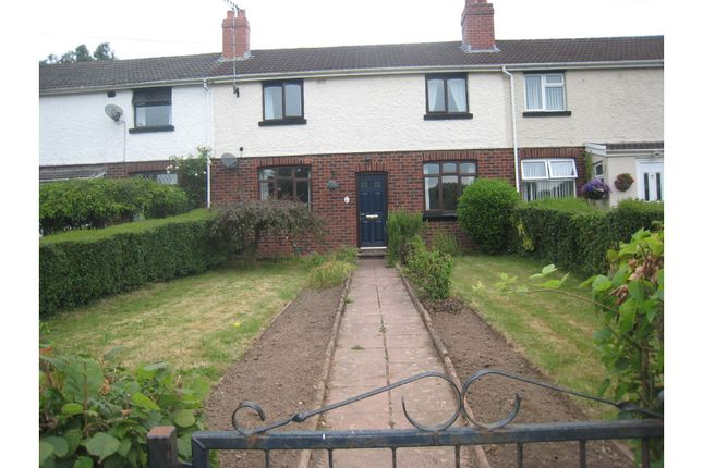Thumbnail Terraced house for sale in Alexandra Terrace, Usk