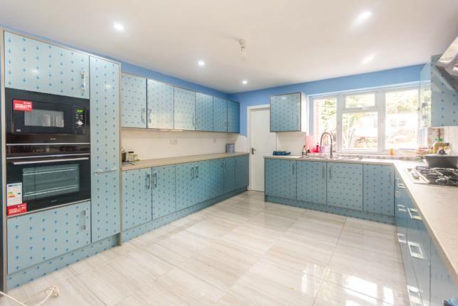 Kitchen of Stoney Lane, Yardley, Birmingham, West Midlands B25