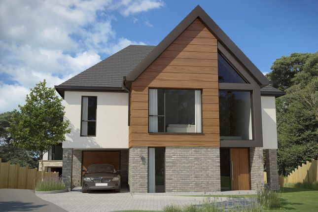 Thumbnail Detached house for sale in Satchell Lane, Hamble, Southampton