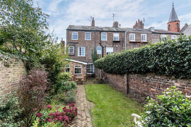 Garden of Monkgate, York YO31
