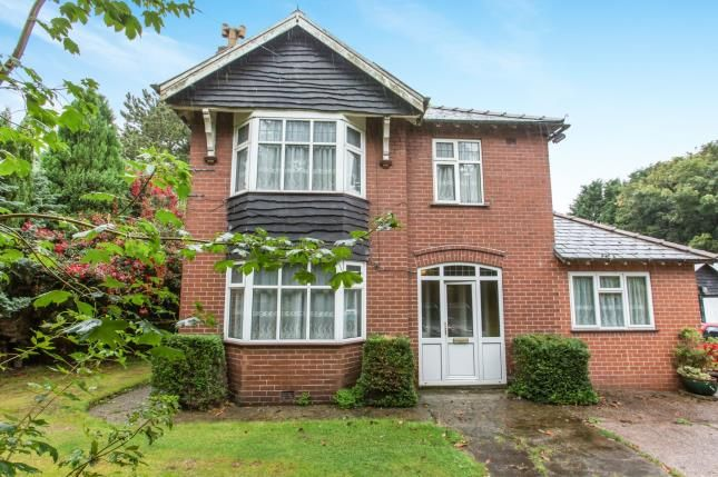 Thumbnail Detached house for sale in Butley Lanes, Prestbury, Macclesfield, Cheshire