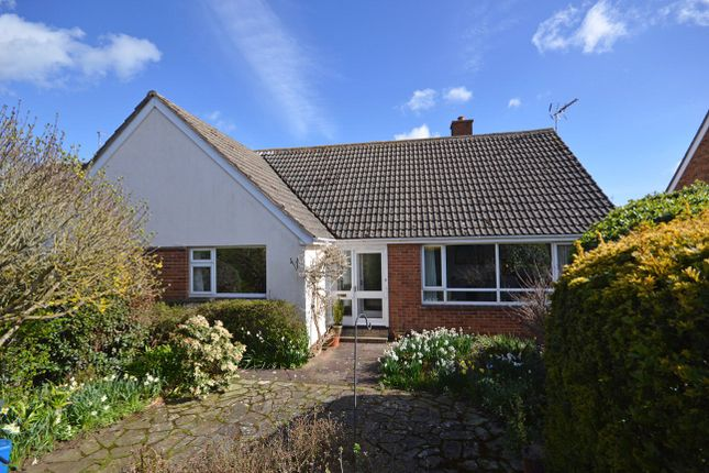 Thumbnail Semi-detached house for sale in Sowden Lane, Lympstone, Exmouth
