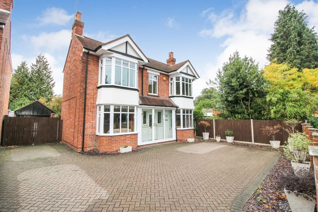 Thumbnail Detached house for sale in Farnborough Road, Farnborough, Hampshire