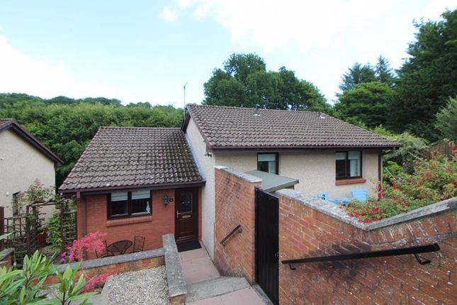 Thumbnail Detached bungalow for sale in Minto Place, Kirkcaldy