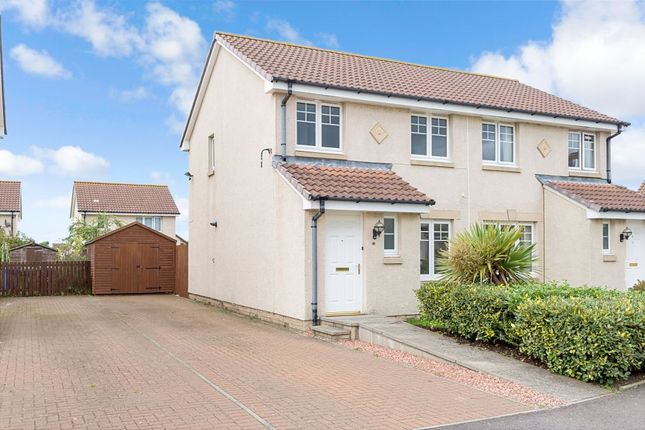 Thumbnail Semi-detached house for sale in 15 March Road, Anstruther