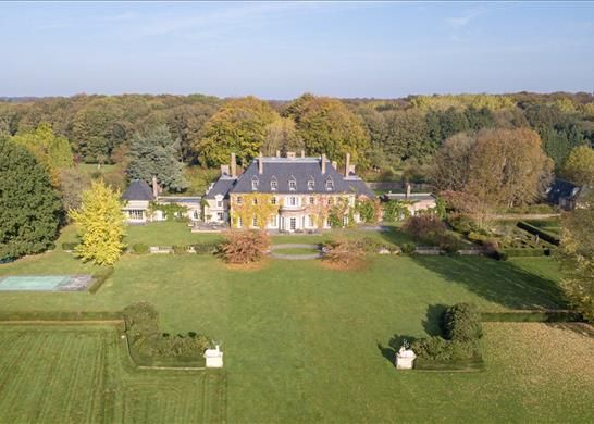 Thumbnail Detached house for sale in Square D'argenteuil, 1410 Waterloo, Belgium