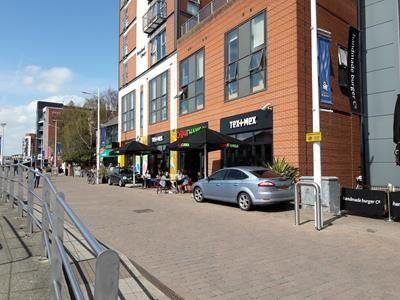 Thumbnail Pub/bar to let in Unit 1A, Brayford House, Brayford Wharf North, Lincoln