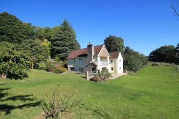 Thumbnail Detached house to rent in Dry Hill, Crockerton, Warminster