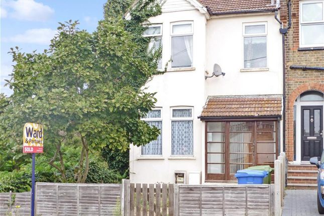 Thumbnail Flat to rent in Wards Hill Road, Minster On Sea, Sheerness