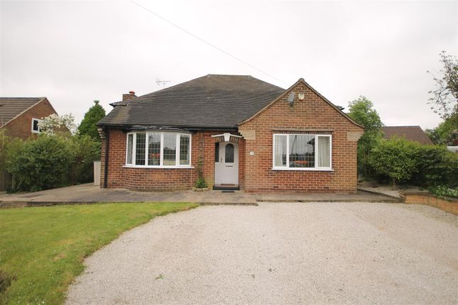 Thumbnail Detached bungalow for sale in Flaxpiece Road, Clay Cross, Chesterfield