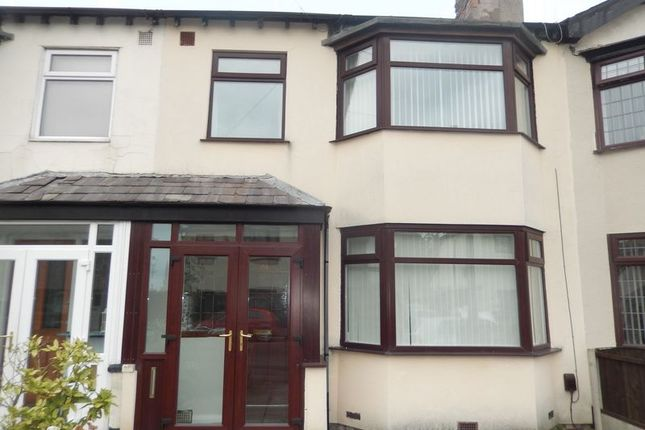 Thumbnail Terraced house to rent in Birley Street, Newton-Le-Willows
