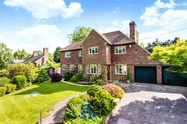 Thumbnail Detached house for sale in Balaclava Lane, Wadhurst, East Sussex