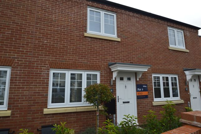 2 bed terraced house to rent in Bright, Copthorne Road, Shrewsbury SY3