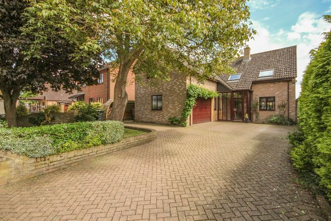 Thumbnail Detached house for sale in Red House Gardens, Soham, Ely