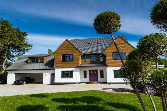 Thumbnail Detached house for sale in Hulham Road, Exmouth