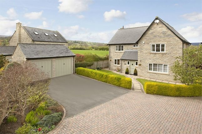 Thumbnail Detached house for sale in 32 Wellfield Lane, Burley In Wharfedale, West Yorkshire