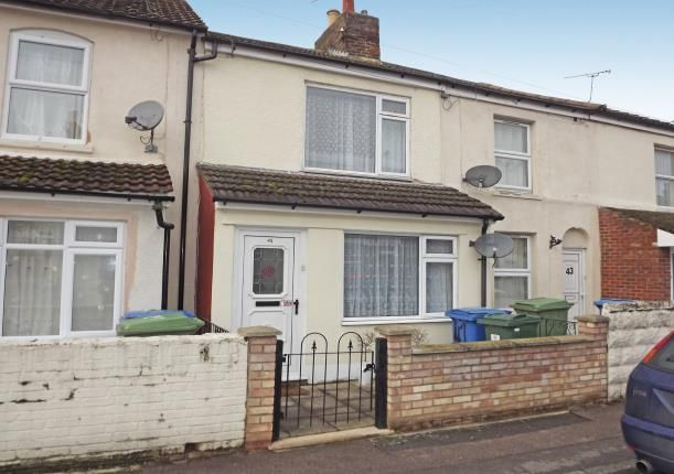 2 bed terraced house for sale in Bayford Road, Sittingbourne, Kent