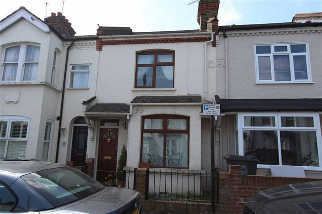 Thumbnail Terraced house for sale in Stanley Road, North Chingford, London