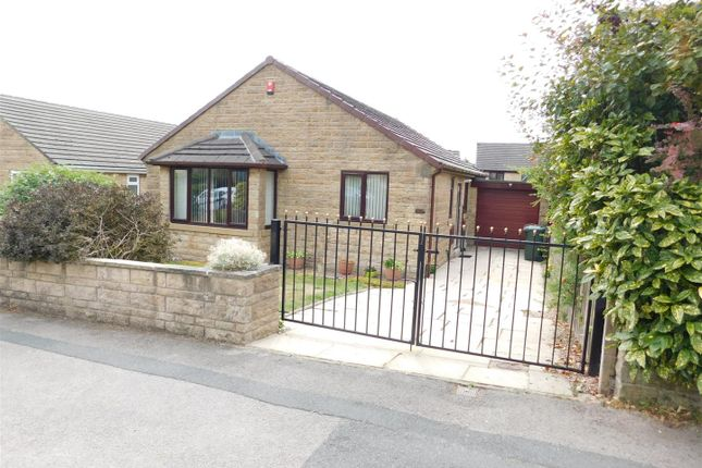 Thumbnail Detached bungalow for sale in Moor Close Road, Queensbury, Bradford