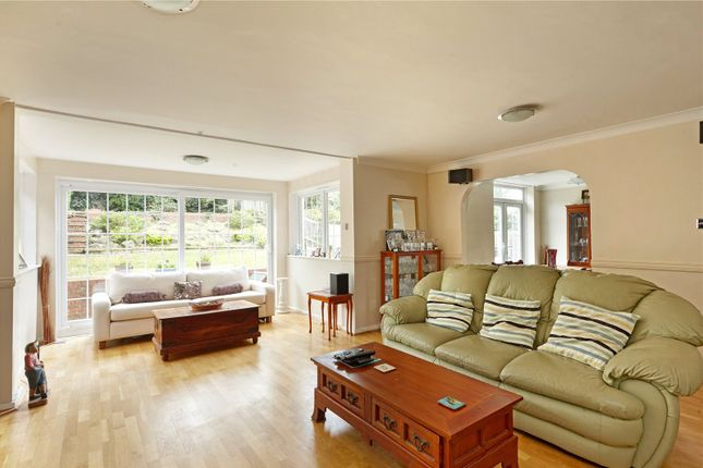 Thumbnail Detached house for sale in Chesterfield Drive, Sevenoaks, Kent