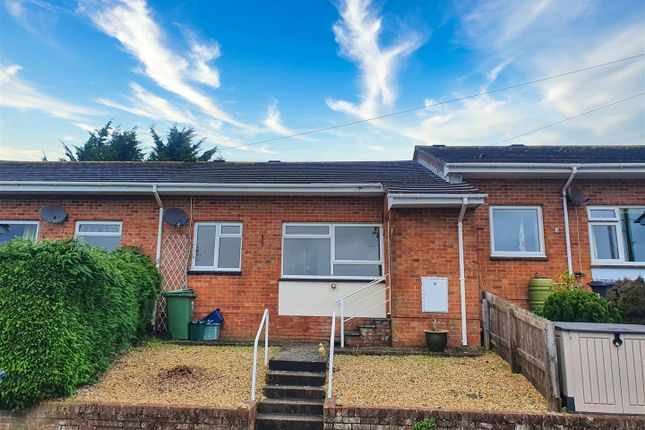2 bed terraced bungalow for sale in Hollamoor View, Bickington, Barnstaple EX31