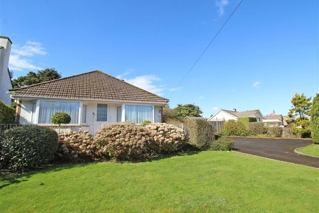 Thumbnail Detached bungalow for sale in Fort Austin Avenue, Crownhill, Plymouth