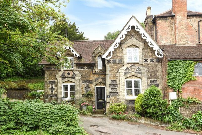 Thumbnail Semi-detached house for sale in Portsmouth Road, Guildford, Surrey