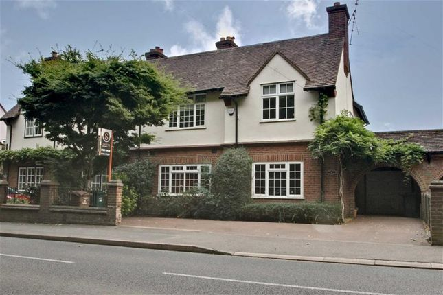 Thumbnail Semi-detached house for sale in Woodside Road, Watford