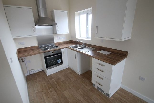 Thumbnail Flat to rent in Station Road, Bagworth, Leicestershire