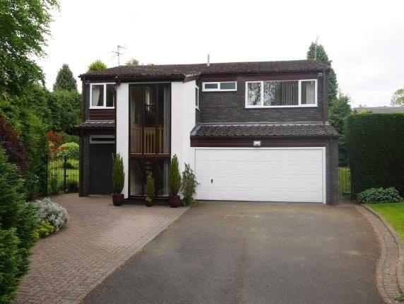 Thumbnail Detached house for sale in Woodvale, Darras Hall, Ponteland, Northumberland