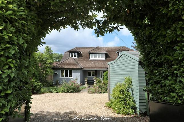 Thumbnail Detached house for sale in Horsecombe Grove, Combe Down, Bath