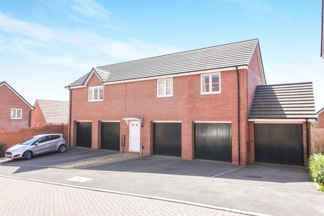 Thumbnail Detached house for sale in Fairweather Close, Redditch, Worcestershire