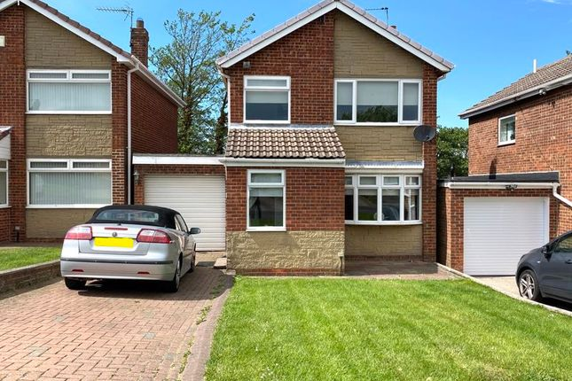 Detached house for sale in Goathland Drive, Tunstall, Sunderland