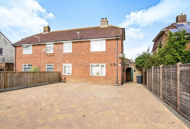 3 Bed Semi Detached House For Sale In Strouden Park Bournemouth Dorset