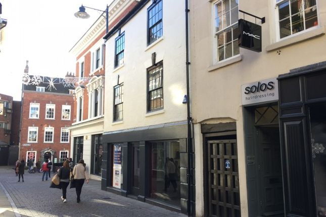 Thumbnail Retail premises to let in 54 - 56 Bridlesmith Gate, 54 - 56 Bridlesmith Gate, Nottingham