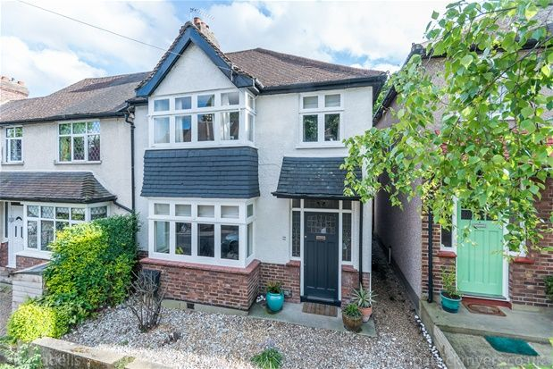 Thumbnail Property for sale in Veda Road, London