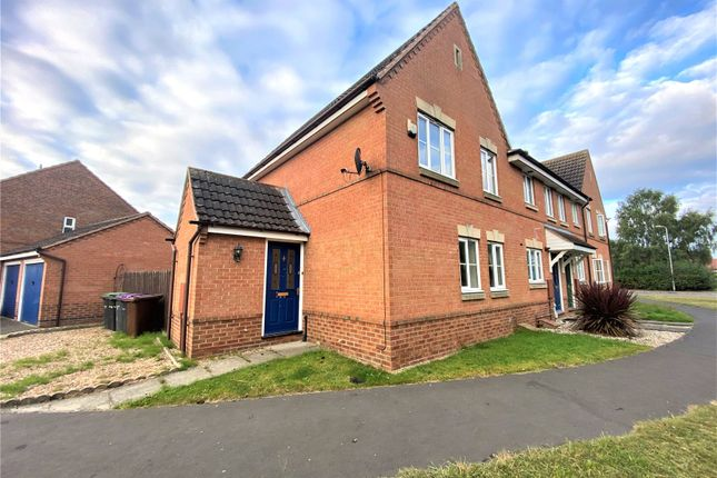 Thumbnail Semi-detached house to rent in Keepers Way, Sleaford