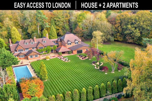 Thumbnail Country house for sale in Nightingale Lane, Chalfont St Giles