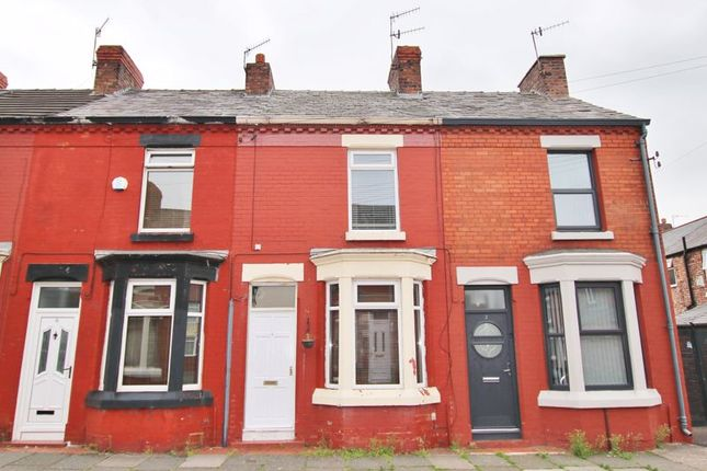 Thumbnail Terraced house for sale in Bellmore Street, Garston, Liverpool