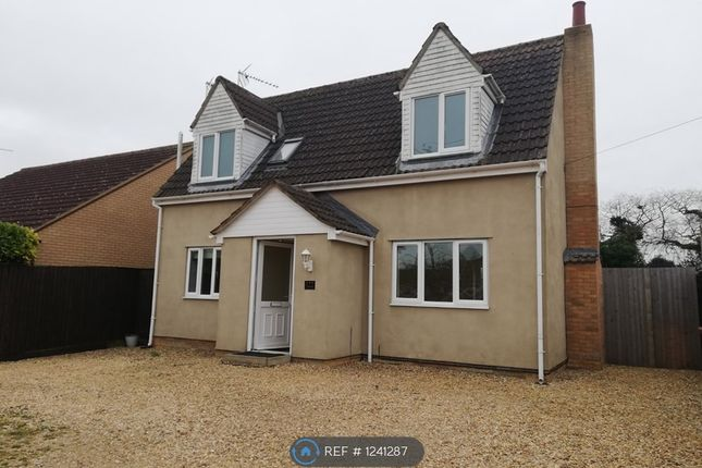 4 bed detached house to rent in Back Road, Murrow, Wisbech PE13