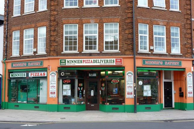 Thumbnail Restaurant/cafe to let in Exmouth, Devon