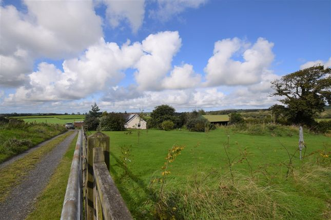 Thumbnail Land for sale in New Moat, Clarbeston Road, Pembrokeshire