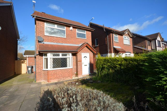 Thumbnail Detached house to rent in Merlin Way, Crewe
